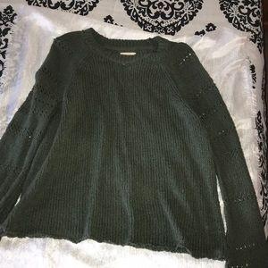 Women's Billabong knit sweater!